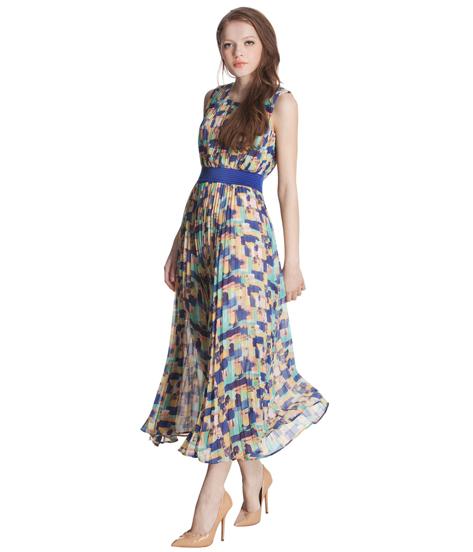 梭织连衣裙